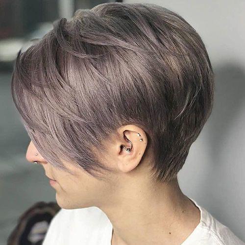 coupe pixie revisité coiffure tendance femme 2021