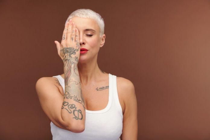 Tatouage avant-bras femme